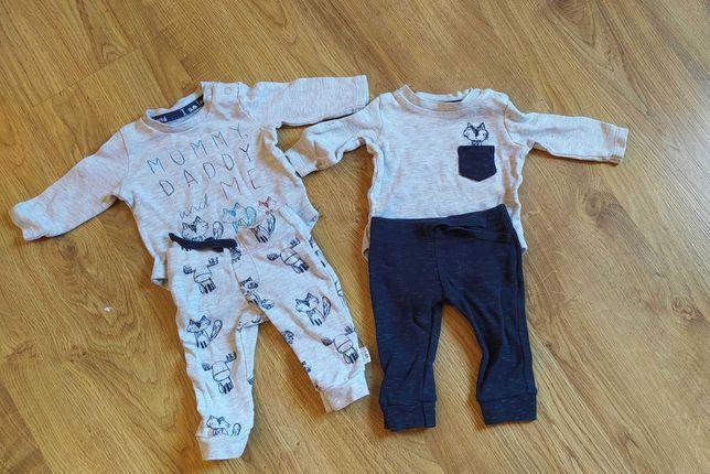 Body + spodnie F&F r. 56
