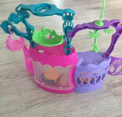 zamek My Little Pony zamek podwodny + Pinkie Pie