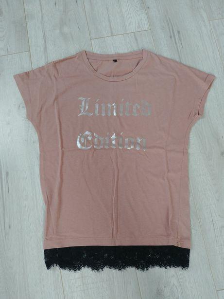 Koszulka z koronką Limited Edition S