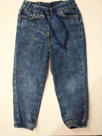 Spodnie jeansy dziecięce
