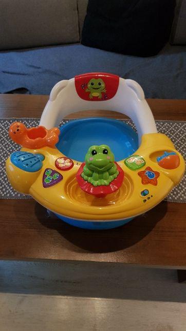VTech Aquasilla Baby Bath -interaktywne krzesełko do kąpieli