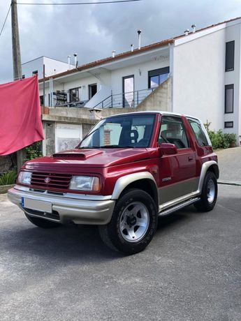 Suzuki Vitara Cabrio 1.9 D