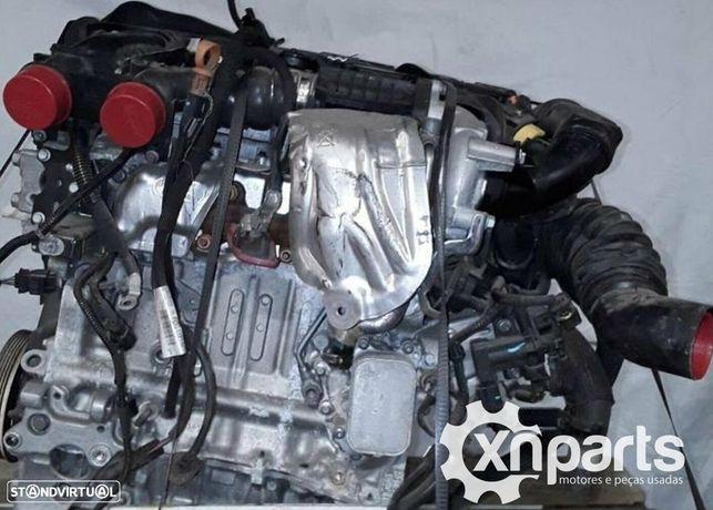 Motor PEUGEOT 208 I (CA_, CC_) 1.6 HDi / BlueHDi 75 | 01.13 -  Usado REF. DV6FE