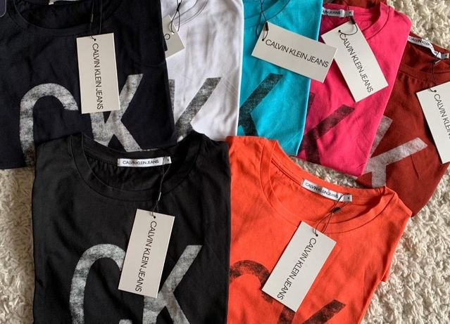 Koszulka damska Calvin Klein