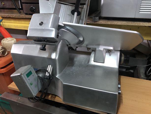 Maquina de cortar fiambreira automática Bostom