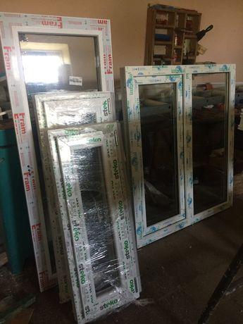 Продам готові металопластикові вікна