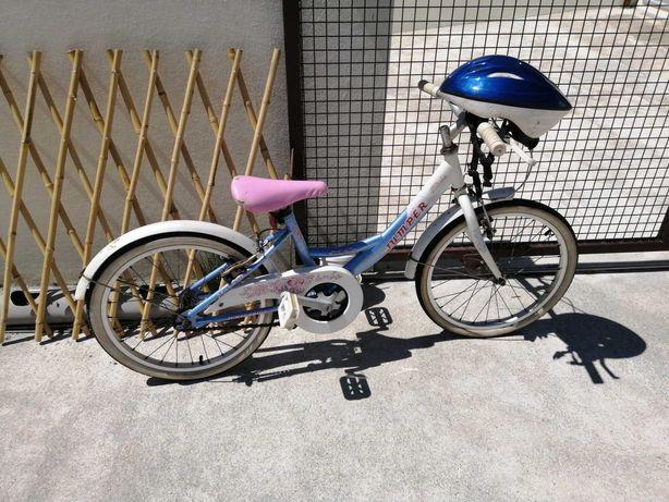 Bicicleta criança - menina