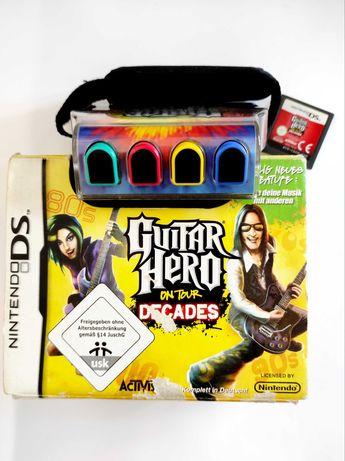 Guitar Hero on tour decades Nintendo DS