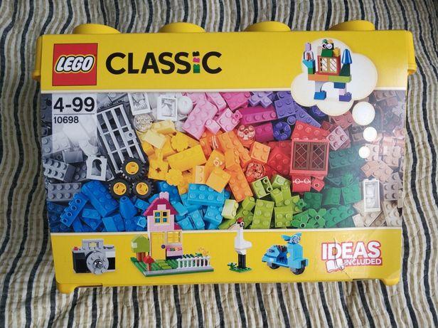 Коробка кубиков конструктора LEGO Classic (10698) (НОВЫЙ)