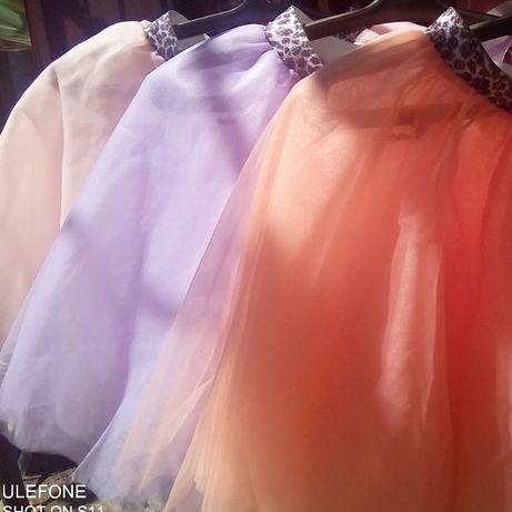Фатиновая юбка. пышная юбка