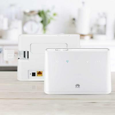Мобільний Wi-Fi роутер Huawei B311-221 (51060DWA)