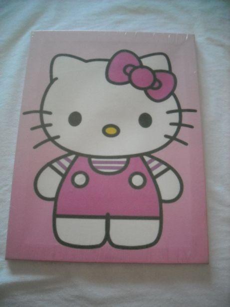 Quadro da Hello Kitty