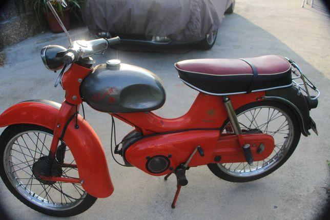 Kreidler Florett K54 - 3 velocid mão - 1960