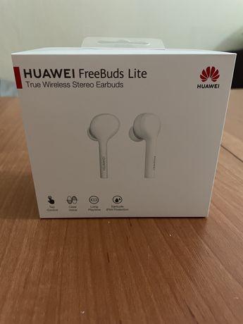 NOWE Bezprzewodowe sluchawki Huawei freebuds lite