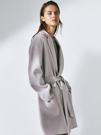 Пальто massimo dutti новое xs