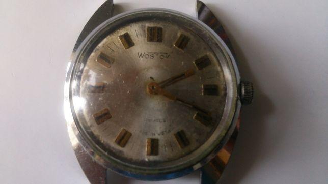 Часы наручные Восток (экспортный вариант). 17 камней.