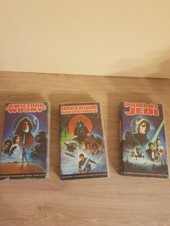 Star Wars - Gwiezdne Wojny, Oryginalna Trylogia VHS