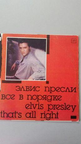 Płyta winylowa Elvis Presley That's all right