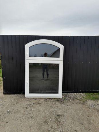 Okno łuk łukowe 115x178/181 Niemieckie