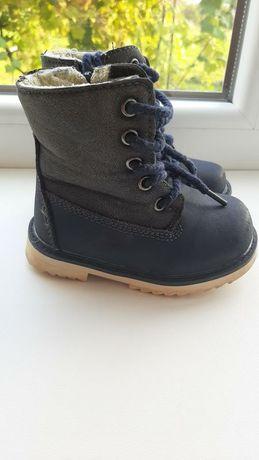 Круті зимні чобітки