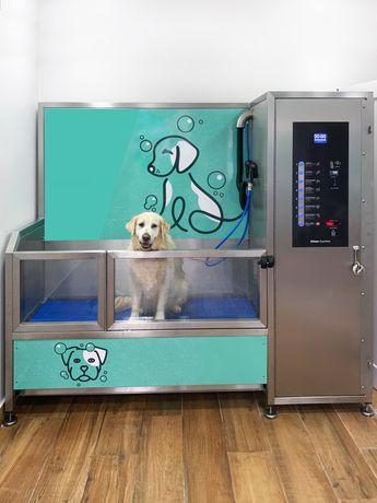 2 Maquinas para lavagem de cães self-service
