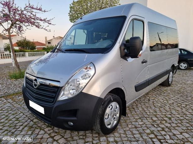 Opel Movano L2H2 3.5T 2.3 CDTi S/S
