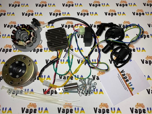 Запалювання Зажигание CDI від VapeUA: ІЖ ИЖ Юпітер Юпитер 4,5