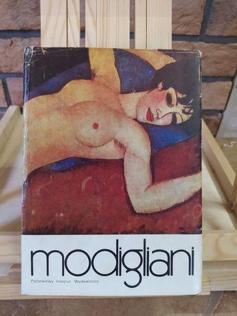 Modigliani. Pierre Sichel (wydanie pierwsze 1971)