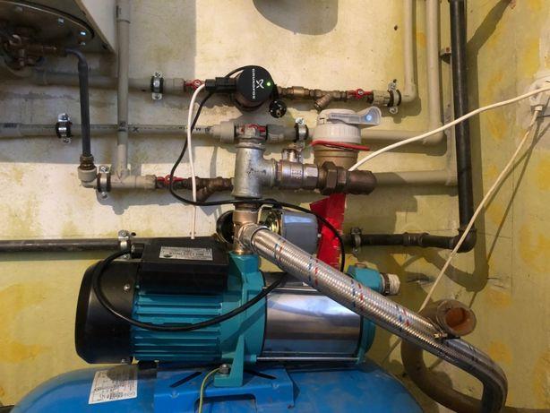 Naprawa pomp hydroforów hydraulik naprawy Serock , Łacha , Kania
