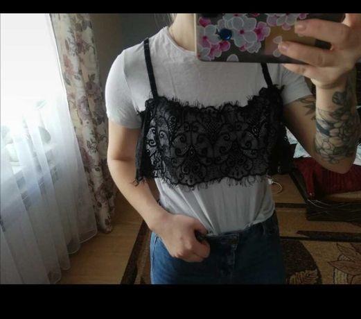 Biała bluzeczka :)