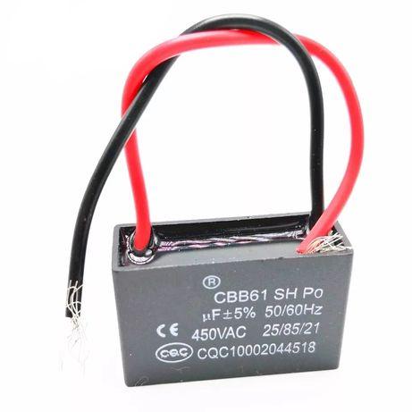 Capacitor de arranque cbb61