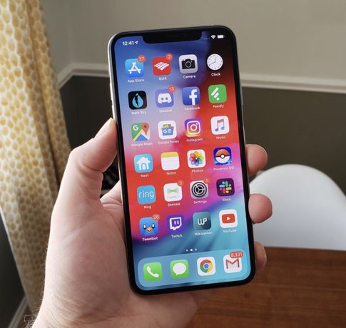 Iphone xs gold 64gb livre troco
