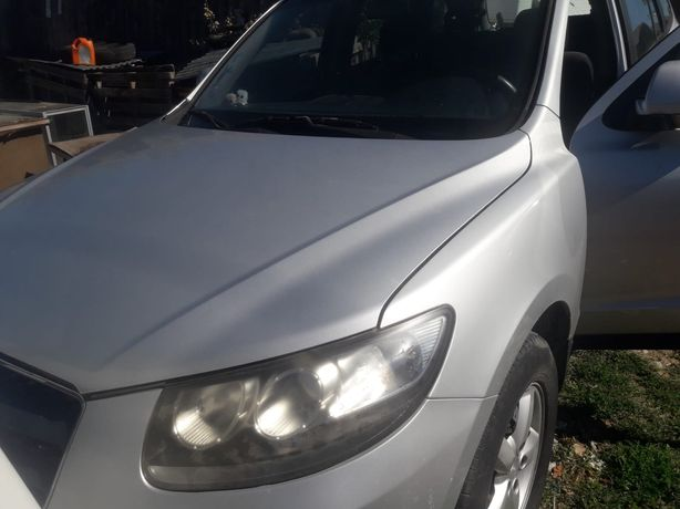 Hyundai santa fe 2.2 crdi Ler anúncio.