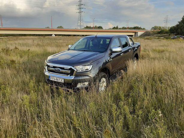 Samochód terenowy FordRranger Exlusiv
