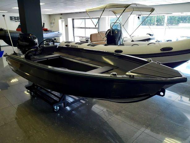 Лодка GELEX 390 CEL '2021 с мотором TOHATSU MFS30CETL '2016