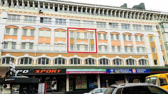 Дворівнева квартира в центрі 125 м2, Соборна