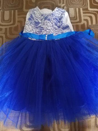 Платье на малышку до 3 лет