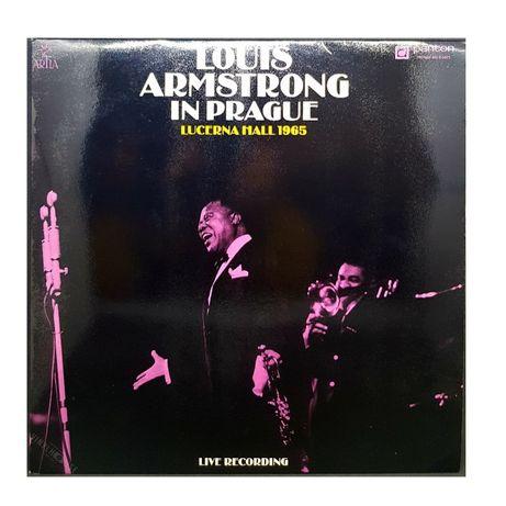 Płyta winylowa LP .In Prague- LOUIS ARMSTRONG
