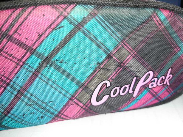 Piórnik coolpack 2-komorowy