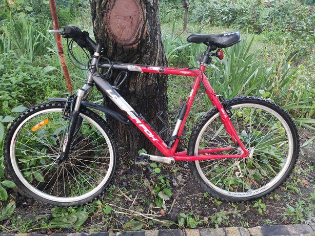 """Продам велосипед 26"""" МТБ Leader Fox в Мариуполе"""