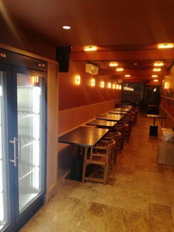 Trespasse restaurante baixa do porto