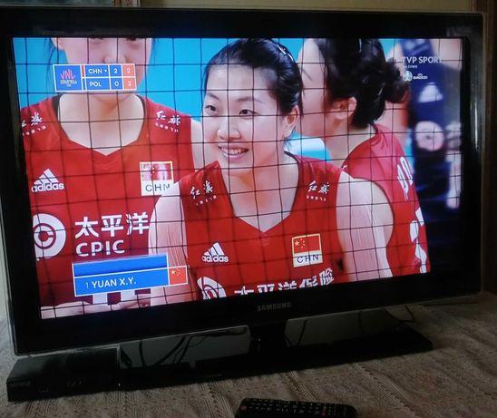 TV Samsung 37cali FullHd 100hz pod dekoder stan bdb