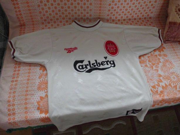 Koszulka piłkarska FC Liverpool sezon 96