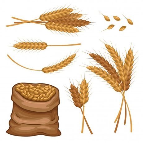 Отруби пшеничные 150гр/мешок