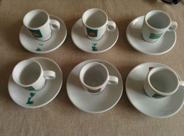 6 chavenas café buondi delta Nespresso