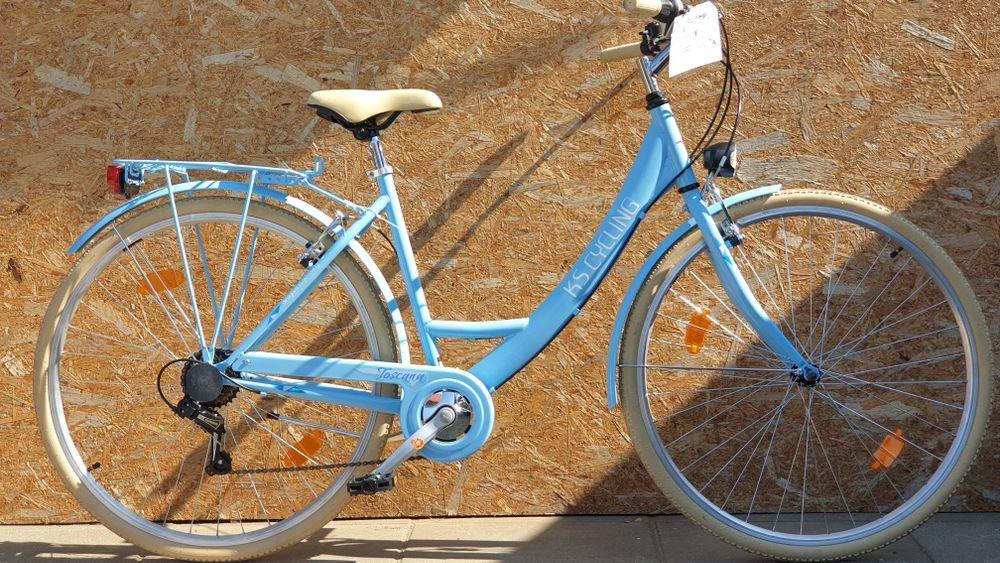 """Promocja Rower Damski Toscana 28"""" - Niemiecki Jaworzno - image 1"""