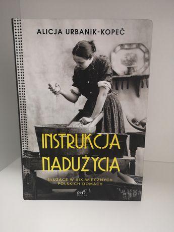 Instrukcja nadużycia. Służące w XIX-wiecznych polskich domach idealny