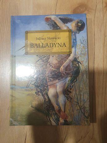 """Balladyna"" Juliusz Słowacki"