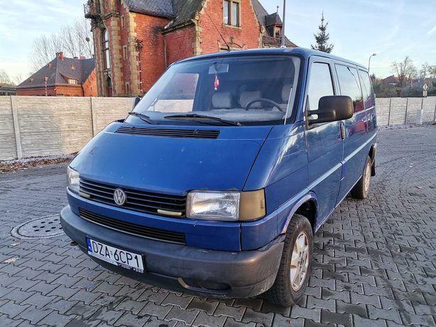 Volkswagen Transporter T4 1,9 TD Paka
