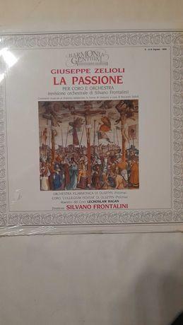 Płyta winylowa Giuseppe Zelioli La Passione
